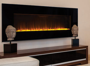 Superior Electric Fireplace