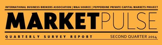 Market Pulse report 2014 Q2 IBBA Market Pulse