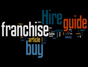 how to get into franchise business