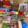 Rogers Donates Toys To Puerto Rico For The Holidays