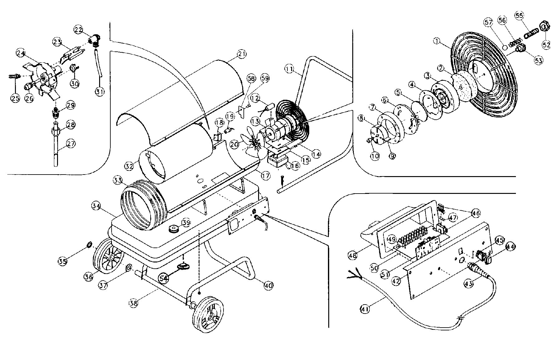 2 Pole 240 Volt Contactor Wiring Diagram
