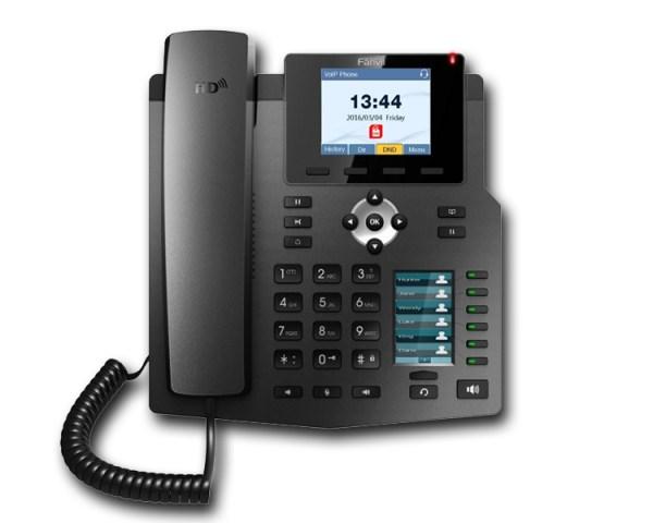 Fanvil X4 IP telefoon met beste prijs/kwaliteit