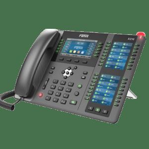 IP Telefoon voor receptioniste van Fanvil