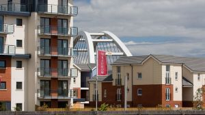 Newport Redrow housing 2