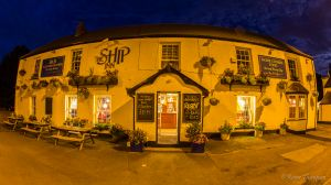 The Ship inn in Caerleon