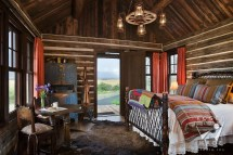 Small Log Cabin Interior Design
