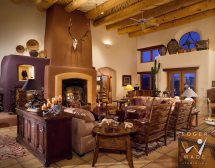 Southwestern Style Home Interiors