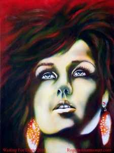 symbolic paintings roger williamson