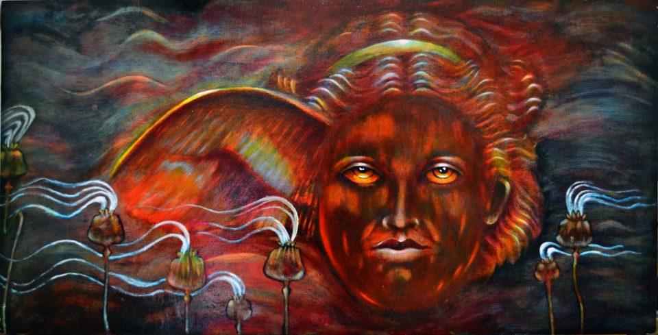 Dream Weaver,Hypnos,Morpheus,Greek mythology,dreaming,