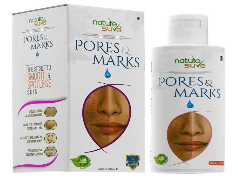 Nature Sure Pores & Marks Oil