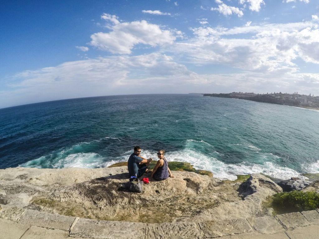 Descansando en Sydney