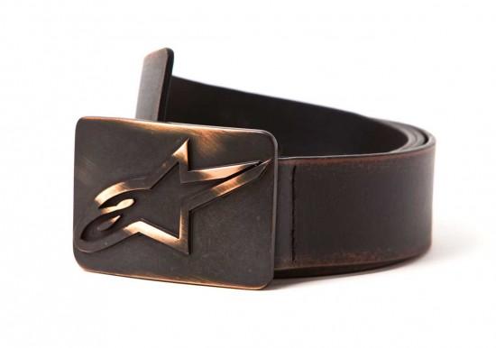 Alpinestars Brass Heat Leather Belt