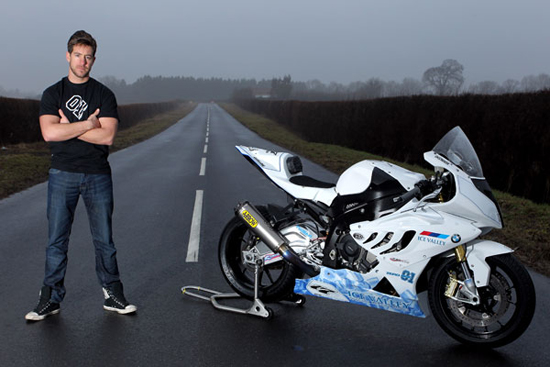 Rogue Mag Motorsport Simon Andrews Isle of Man TT