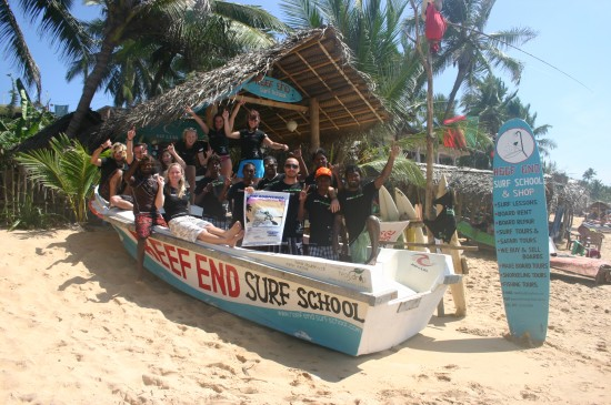 Rogue Mag Surf - Reef End surf competition