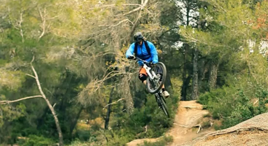 Rogue Mag Mountain biking Genepi Film