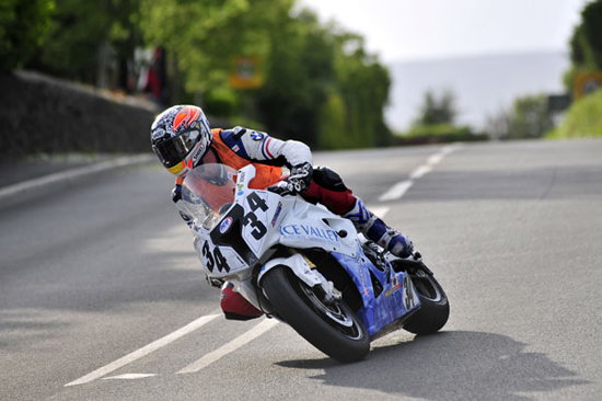 Rogue Mag Motorsport Isle of Man TT 2011 practice