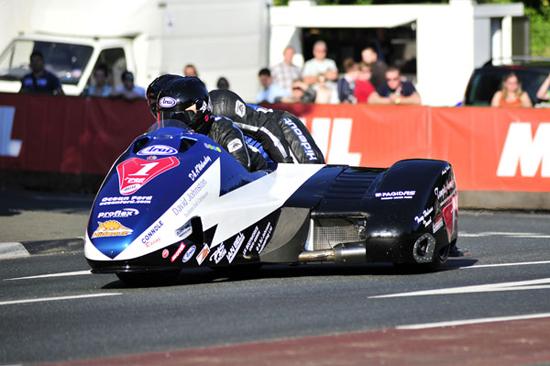 Rogue Mag Motorsport Isle of Man TT 2011 Practice