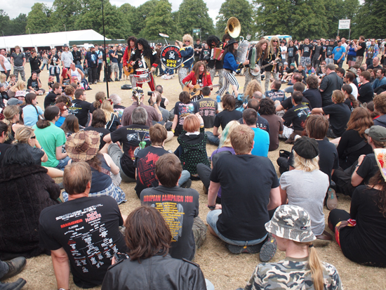 Rogue Mag Festivals Sonisphere entertainment 2011