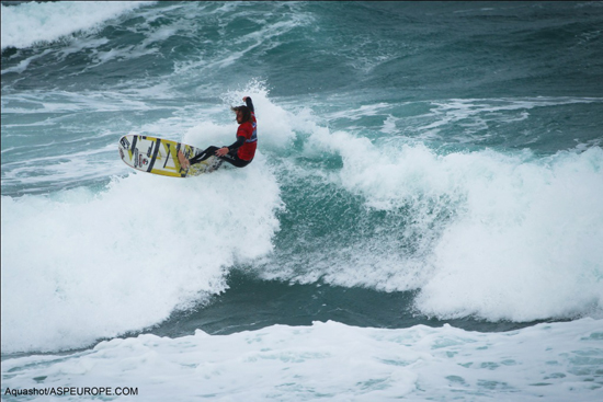 Rogue Mag surf Relentless Energy Drink Boardmasters in association with Vans - DAY 1