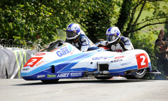 Rogue Mag Motorsport Ex World and TT Sidecar Champion Klaus Klaffenböck announces his retirement from the Isle of Man TT Races