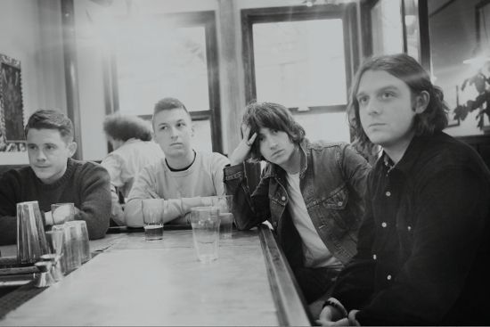 Rogue Mag Music - Arctic Monkeys live at the O2 Arena, London, Saturday 29 October 2011 Review