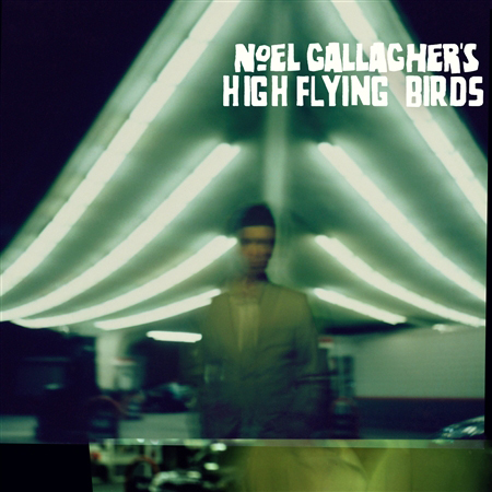 Rogue Mag Music Noel Gallagher's High Flying Birds album artwork