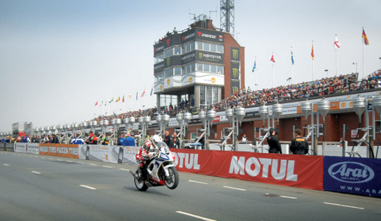 Rogue Mag Motor Sport - 2012 Isle Of Man TT Races VIP packages now on sale