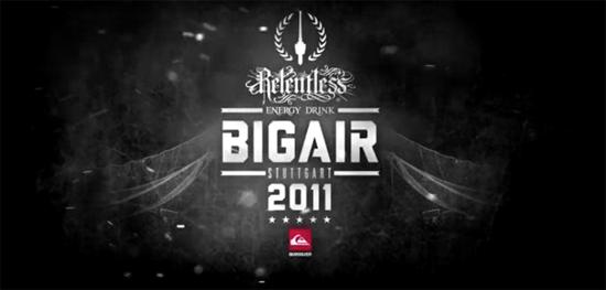 Rogue Mag Snow - TTR - Relentless BIGAIR Stuttgart 2011