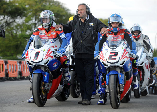 Rogue Mag Motorsport - Keith Amor announces retirement from road racing