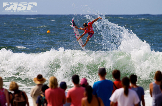 Rogue Mag Surf - Performance Bar Raised as Quiksilver/Roxy Pro Gold Coast Narrows the Field