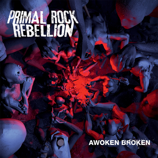 Rogue Mag Music - Primal Rock Rebellion - Awoken Broken album out now!