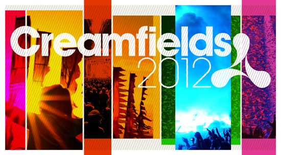 Rogue Mag Music and Festivals - Creamfields 2012 Line Up Announced!