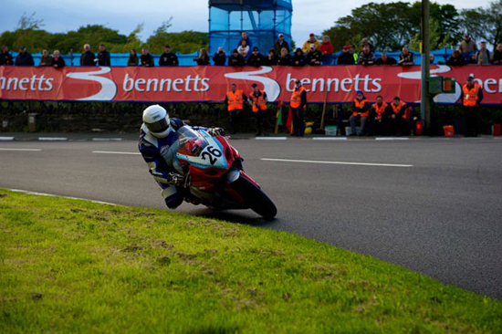 Rogue Mag Motorsport - Reigning Isle of Man TT Races Privateer Champion Ian Mackman Targets move up the leaderboard in 2012