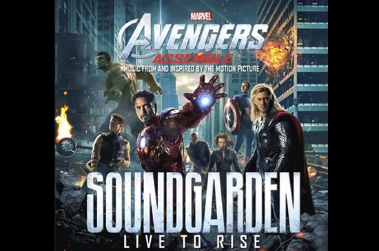 Rogue Mag Music - Sound Garden release new track for Marvel's Avengers Assemble soundtrack