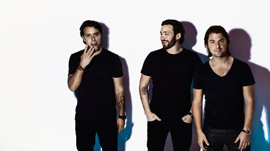Rogue Mag Music - Swedish House Mafia to play last ever UK gig at Milton Keynes Bowl on July 14th