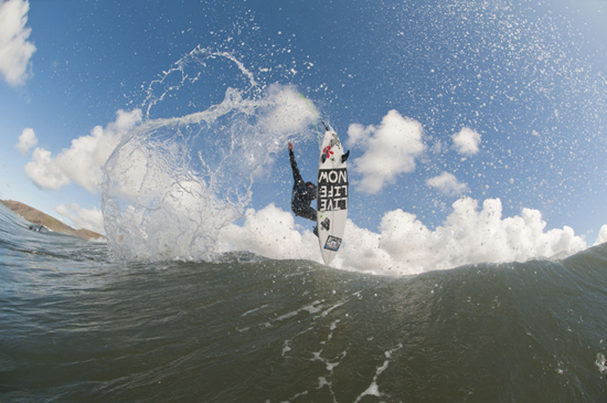 National Trust Announced as London Surf / Film Festival Environmental Partners