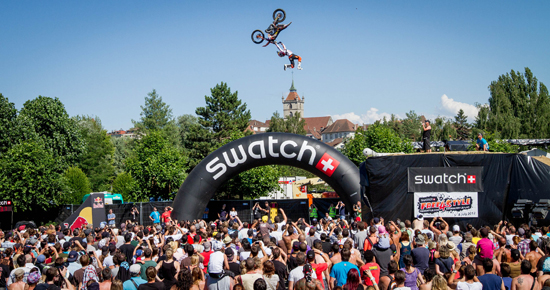 Rogue Mag - Swatch Free4Style - 20th anniversary ended with a big bang!