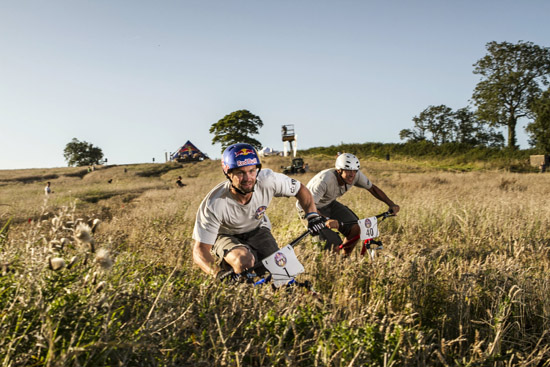 Rogue Mag MTB and Video - Red Bull Weavers 2012 - Official Video