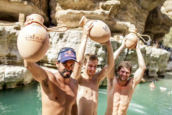 Rogue Mag - Englishman Gary Hunt wins Red Bull Cliff Diving World Series 2012