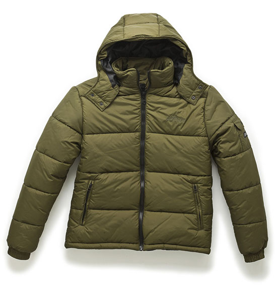 Rogue Mag Brands - Alpinestars Max Fill Jacket in Military Green