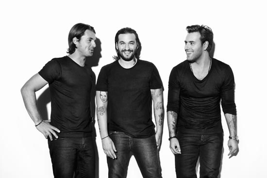 Rogue Mag Music - Rogue Mag Music - Swedish House Mafia release their second compilation album - 'Until Now'