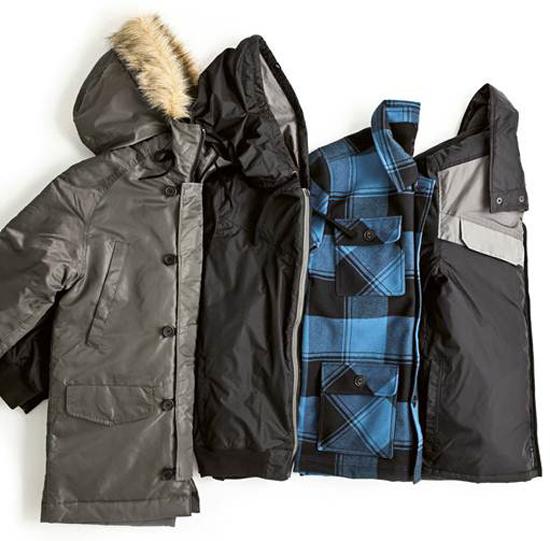 Rogue Mag Brands - Alpinestars jackets for winter 2012