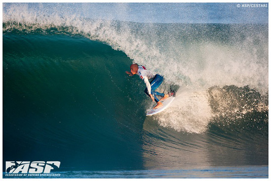 Rogue Mag Surf - Kelly Slater claims Quiksilver Pro France