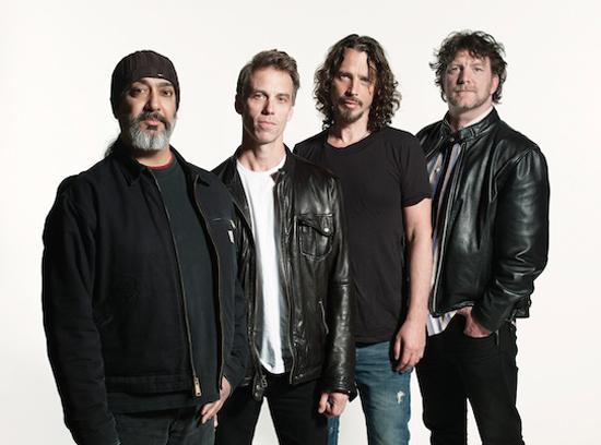 Rogue Mag Music - Soundgarden announce intimate O2 Shepherd's Bush Empire show