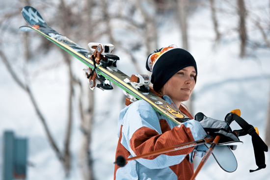 Rogue Mag Snow - Fitter, happier: Grete Eliassen is a freeskier on a mission: Sochi 2014