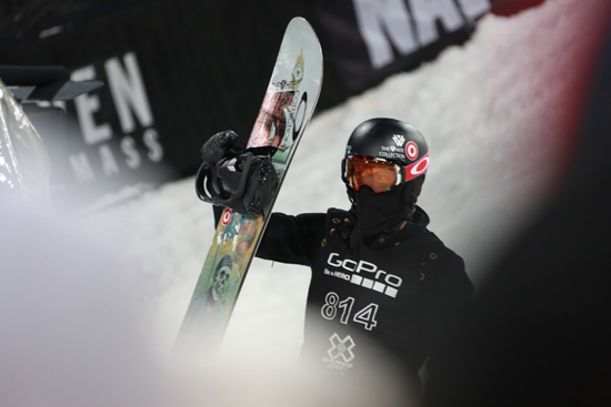 Rogue Mag Snow - Shaun White wins 6th consecutive X Games gold medal in halfpipe