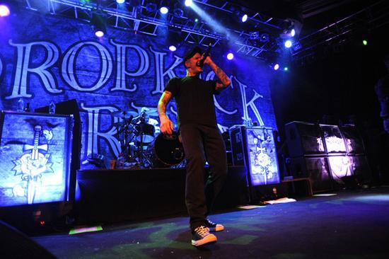 Rogue Mag Music - Dropkick Murphys live, Vicars Street, Dublin