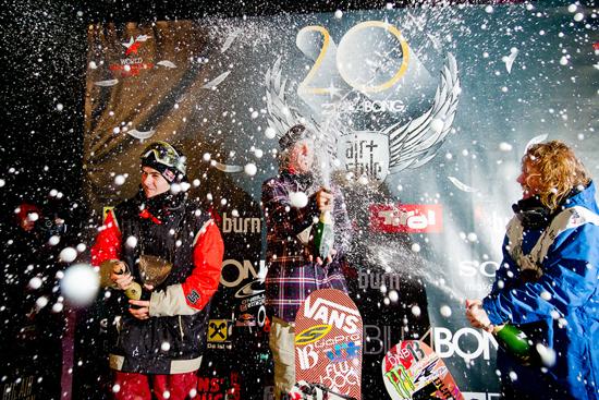 Rogue Mag Snow - Sebastien Toutant is World Snowboard Tour Big Air Champion