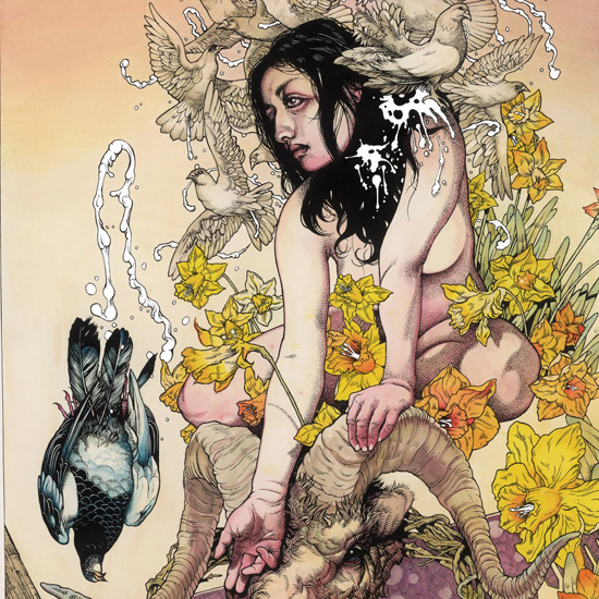 Rogue Mag Muic - Kvelertak - Meir album review