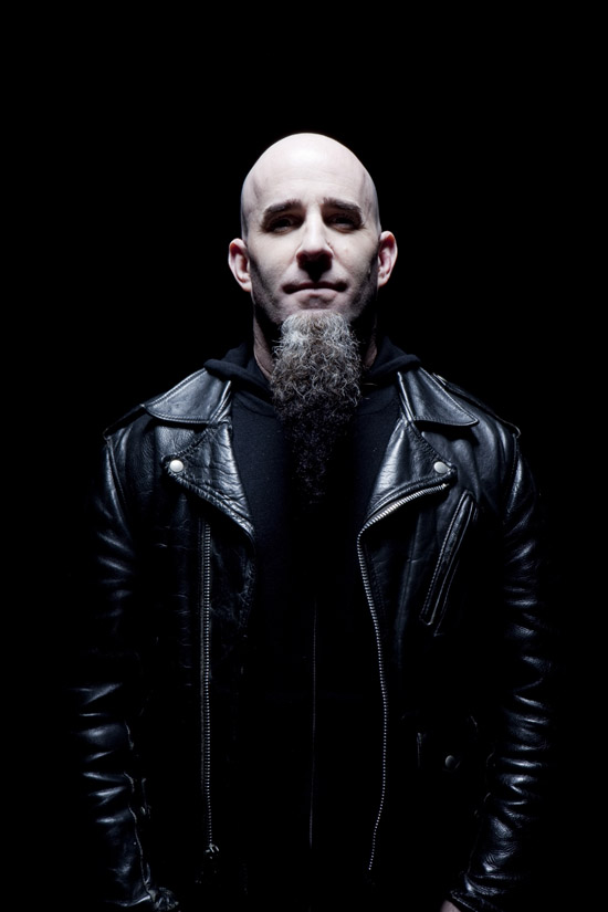 Rogue Mag Music - Win a Scott Ian signed Jackson guitar!